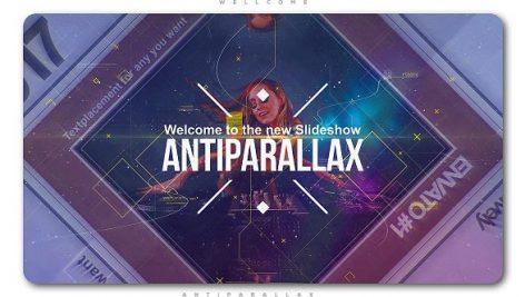 Videohive Anti Parallax Slideshow 19976783