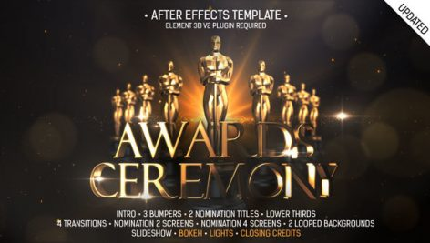 Videohive Awards Ceremony Package 11779403