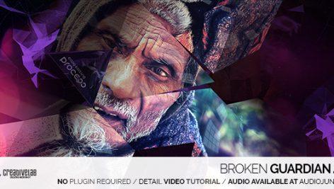 Videohive Broken Guardian 4K 19315205