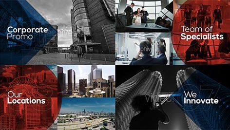 Videohive Business – Corporate Promo 17424944
