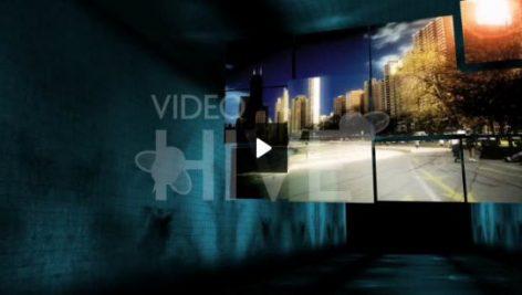 Videohive Cardwipe Tunnel 44890