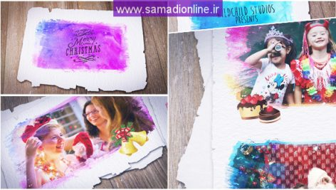 Videohive Colorful Christmas Gallery 9678054