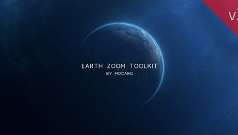 Videohive Earth Zoom Toolkit V3 19511529