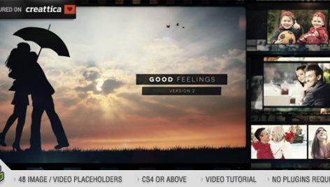 Videohive Good Feelings v2 3531439