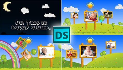 Videohive Happy Children