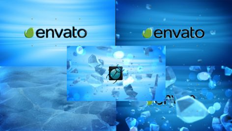 Videohive Ice Explosion 6386853