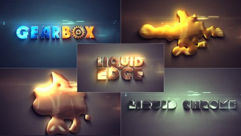 Videohive Liquid Edge 5463764
