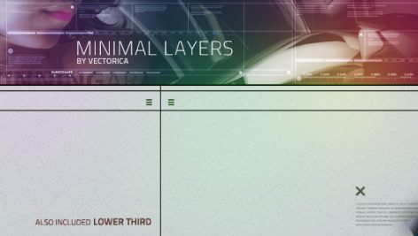 Videohive Minimal Layers