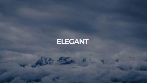 Motion Array – Elegant Minimal Titles