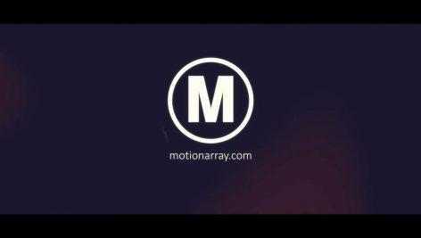 Motion Array – Fast Logo Reveal