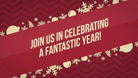 Rocketstock Season's Greetings Holiday