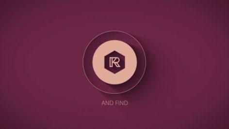 Rocketstock Shuffle – ۴K Clean Logo Reveal