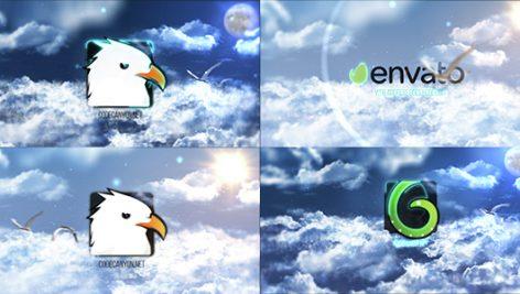 Videohive Sky Logos Bundle 15373882