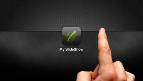 Videohive Tablet Photo Browser Portfolio Slideshow 240750