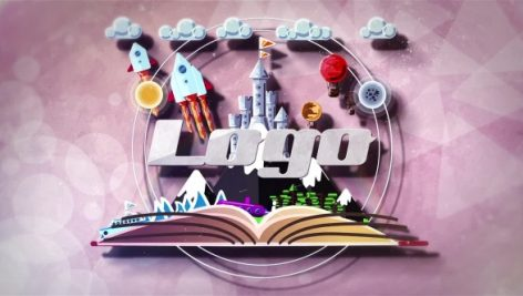 Motion Array – Animated Landscape Logo 2 106689