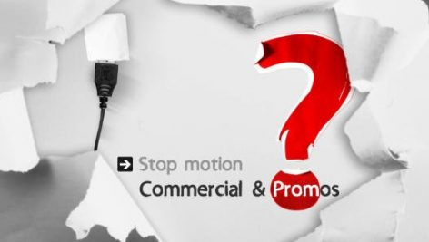 Videohive Stop Motion Commercial Promos 3257115