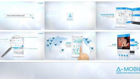 Videohive App Promo 16912313
