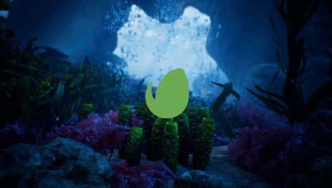 Videohive Epic Under Water Logo 20330924