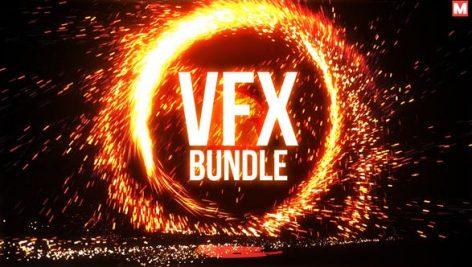 Videohive VFX Bundle Logo Reveals 19179571