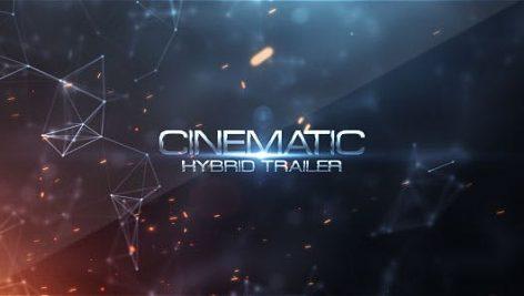 Videohive Cinematic Hybrid Trailer 15763304