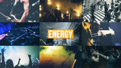 Videohive Energy Urban Opener 21520540
