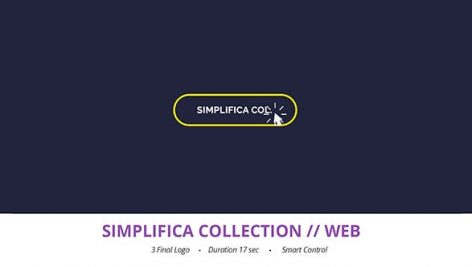 Videohive Simplifica Collection Web 13100878