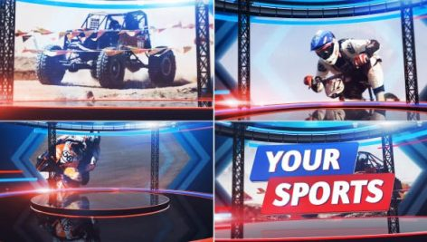 Videohive Your Sports 13365331