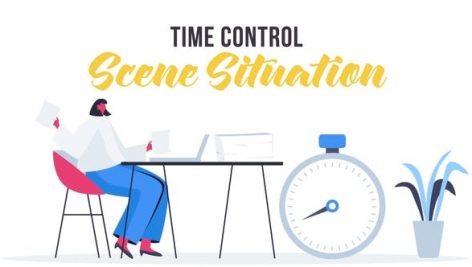 Videohive Time control – Scene Situation 27642934