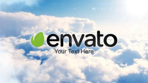 Videohive Clouds Intro 10214083