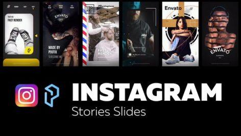 Videohive Instagram Stories Slides Vol. 5 27595382