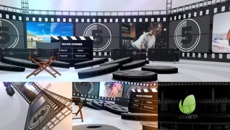 Videohive Movie Opener 22686223