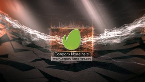 Videohive Particle Logo Intro 11321902