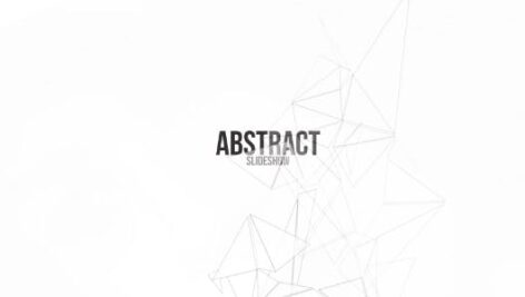 Videohive Abstract Slideshow 17101579