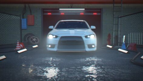 Videohive Car Logo 27567906