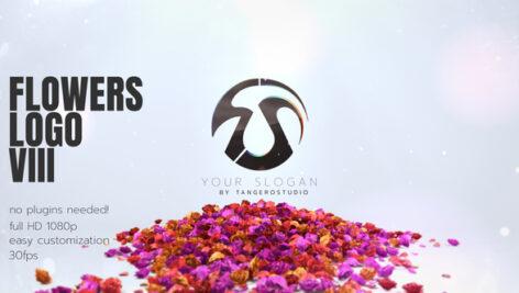 Videohive Flowers Logo V3 27968204