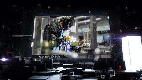Videohive Industrial Display 19664293