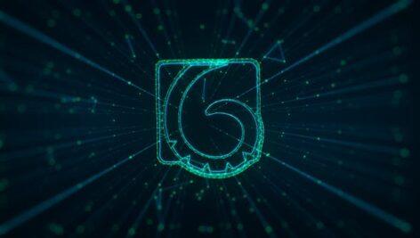 Videohive The Plex Digital Glitch Logo 27302220
