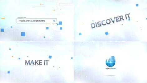 Videohive Search Logo 29099012