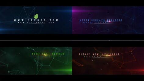 Videohive Cinematic Plexus Trailer 23248842
