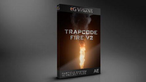 Videohive Trapcode Fire V2.3 20732709