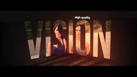 Videohive Bold Words 27956376