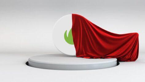 Videohive Cloth Logo Reveal 23651797