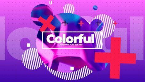 Videohive Colorful Fashion Opener 24183542