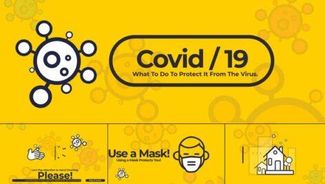Videohive Coronavirus Info 26342206