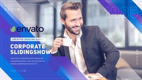 Videohive Corporate Slideshow 23229436