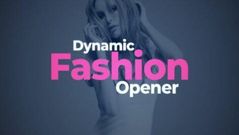 Videohive Dynamic Fashion Opener 21758078