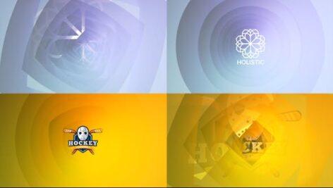 Videohive Elegant Clean or Glitch Logo Intro 26153537