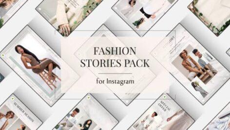 Videohive Fashion Instagram Stories 24554466
