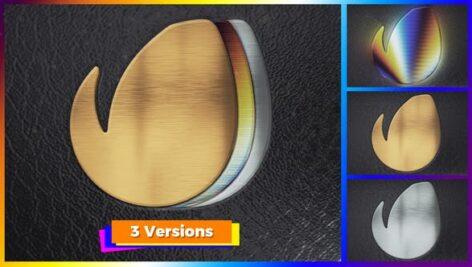 Videohive Leather Box Intro 27672976