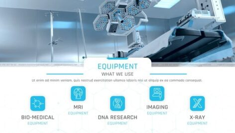 Videohive Modern Clinic Treatment 28761092